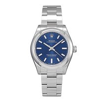 Rolex Oyster Perpetual 31 Steel 31mm Blue No numerals United States of America, Florida, Miami