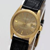 Rolex Lady-Datejust Yellow gold Brown United States of America, Illinois, Wheaton