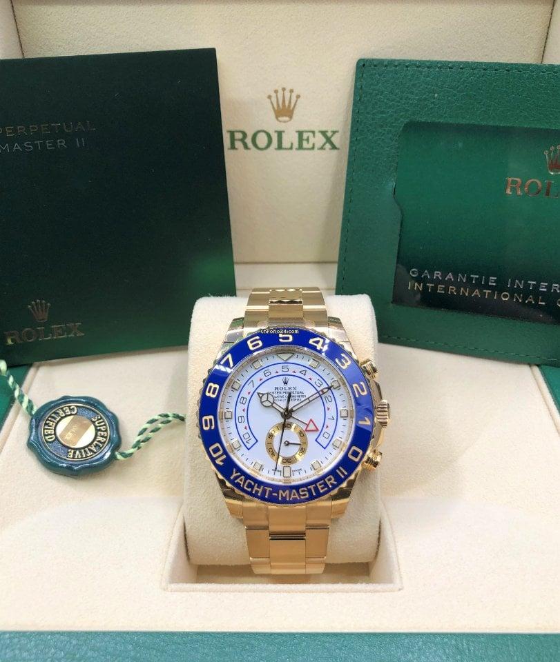 Rolex Yacht-Master II 116688 2021 new