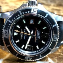 Breitling Superocean 44 Steel 44mm Black Arabic numerals United States of America, Pennsylvania, Philadelphia
