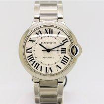 Cartier Ballon Bleu 36mm new 2021 Automatic Watch with original box and original papers WSBB0048