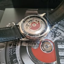 Oris Steel 40mm Automatic 01 734 7684 4051-07 1 21 73FC new