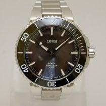 Oris Steel 41.5mm Automatic 01 400 7769 4154-07 8 22 09PEB pre-owned