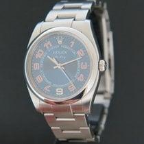 Rolex 114200 Сталь 2009 Air King 34mm подержанные