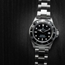 Rolex Sea-Dweller 4000 Acciaio 40mm Nero Senza numeri Italia, Cremona