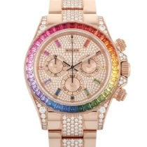 Rolex 116595RBOW Rose gold Daytona 40mm pre-owned United States of America, Pennsylvania, Southampton