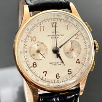 BWC-Swiss Yellow gold 39mm Manual winding pre-owned