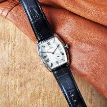 Orient Star Steel 36mm White Roman numerals
