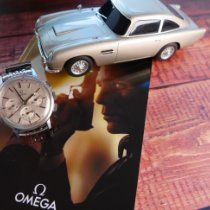 Omega ST101.010 Muy bueno Acero 35mm Cuerda manual