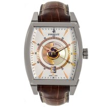 Perrelet new Automatic Display back 35mm Steel Sapphire crystal