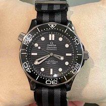 Omega Parts/Accessories 144215421354 new Black Seamaster Diver 300 M
