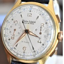 Philip Watch new Manual winding Small seconds 39mm Steel Mineral Glass