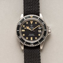 Tudor Steel 1980 Submariner 40mm pre-owned