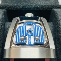 Mb&f Titanium Automatic MB&F HMX 10th Year Anniversary pre-owned