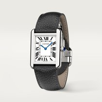 Cartier Tank Solo Steel 31mm White Roman numerals United States of America, New York, New York