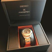 Seiko Prospex Acero 44mm Gris Sin cifras