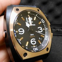 Bell & Ross BR03-92 Very good Gold/Steel 44mm Automatic United States of America, North Carolina, Winston Salem