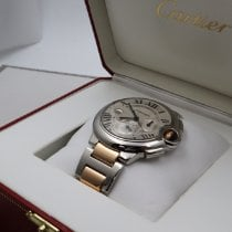 Cartier Ballon Bleu 44mm Steel 44mm Silver Roman numerals United States of America, New York, NYC