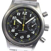 Omega Dynamic Chronograph 38mm Siyah