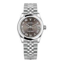Rolex Datejust 31 Steel 31mm Grey Roman numerals United States of America, Florida, Miami