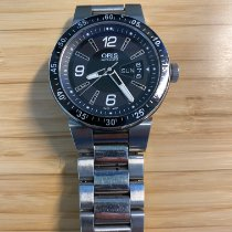 Oris Steel 42mm Automatic 635-7613-4164MB pre-owned United States of America, Colorado, Boulder