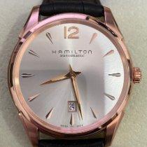 Hamilton Jazzmaster Slim Сталь 43mm
