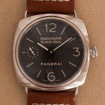 Panerai PAM00183 Staal 2006 Radiomir Black Seal 45mm tweedehands Nederland, Amstelveen
