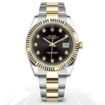 Rolex Datejust new 2021 Automatic Watch with original box and original papers 41 126333