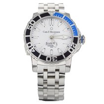 Carl F. Bucherer Steel 44mm Automatic 10.0865 pre-owned United States of America, Illinois, BUFFALO GROVE