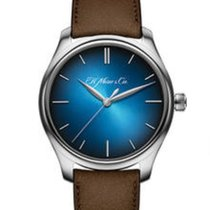H.Moser & Cie. White gold 40mm Automatic 1200-0201 new