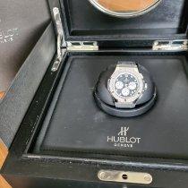 Hublot Big Bang Jeans nuevo 2013 Automático Cronógrafo Reloj con estuche y documentos originales 341.SX.2710.NR.1901.JEANS