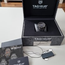 TAG Heuer Steel 43mm Automatic CBG2017.FT6143 pre-owned