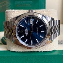 Rolex Datejust 126300 Novo Zeljezo 41mm Automatika