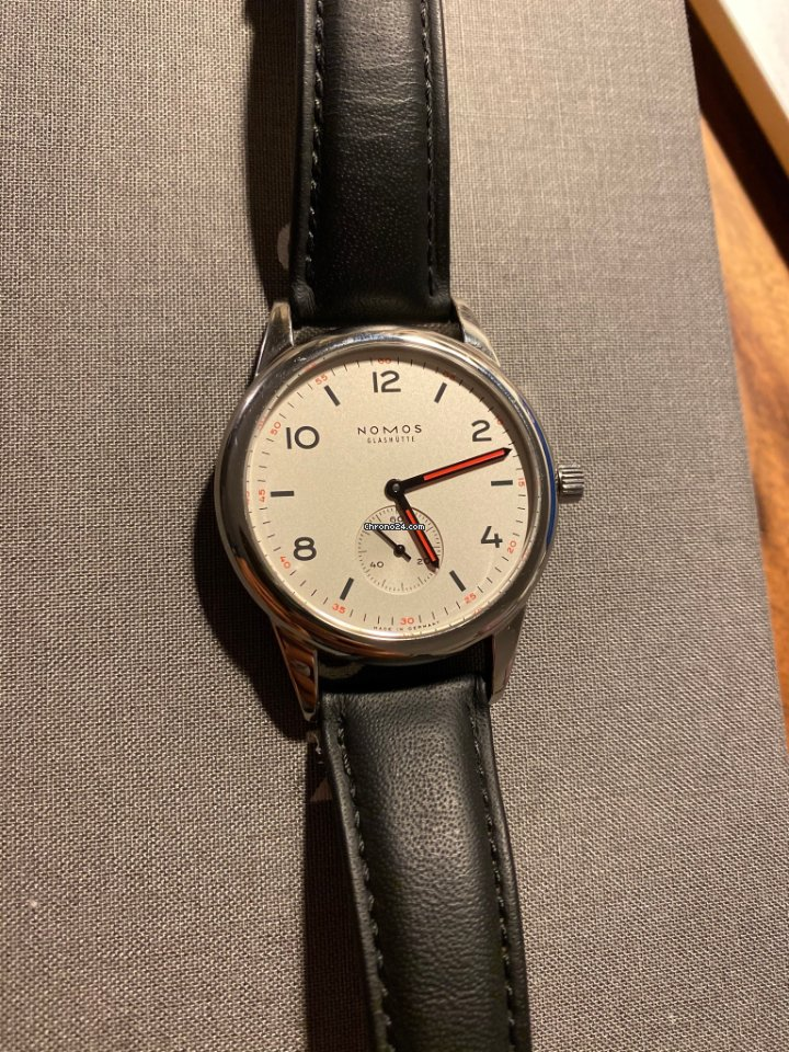 NOMOS Club Automat 751 2019 pre-owned