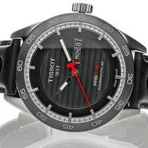 Tissot PRS 516 Steel 42mm Black No numerals