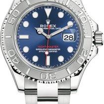 Rolex Yacht-Master 40 Steel 40mm Blue No numerals UAE, Dubai