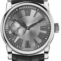 Roger Dubuis Hommage White gold 42mm Grey United States of America, New York, NY