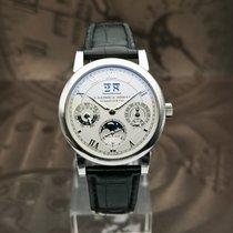 朗格 Langematik Perpetual 310.025 非常好 铂 38.5mm 自动上弦 中国, 上海市