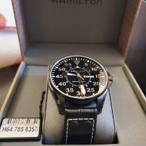 Hamilton Khaki Pilot H64785835 Unworn Steel Automatic