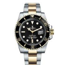 Rolex 116613LN Oro/Acciaio 2019 Submariner Date 40mm nuovo