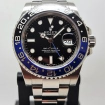 Rolex Acier 40mm Remontage automatique 116710BLNR occasion