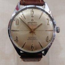 Atlantic pre-owned Manual winding