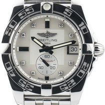 Breitling Galactic 36 Steel 36mm White