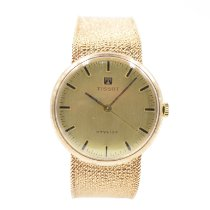 Tissot Yellow gold 36mm Manual winding Stylist pre-owned United Kingdom, London Colney Hertfordshire