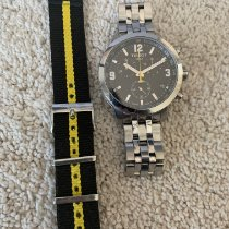 Tissot PRC 200 Steel 42mm Black Arabic numerals United States of America, Louisiana