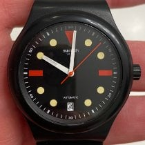 Swatch 42mm Automatic pre-owned United States of America, New Jersey, Upper Saddle River