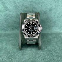 Rolex GMT-Master II 116710LN Zeer goed Staal 40mm Automatisch