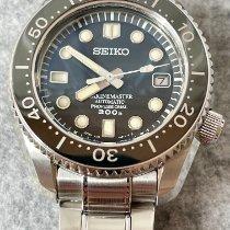 Seiko Marinemaster Steel 44mm Black No numerals United States of America, Florida, DELRAY BEACH