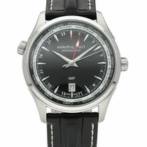 Hamilton Jazzmaster GMT Auto new Automatic Watch only H32695731