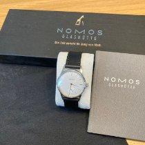 NOMOS Steel 35mm Manual winding 331 pre-owned